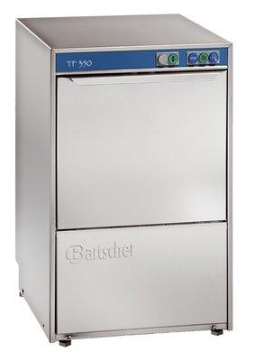 Bartscher Glazenspoelmachine TF 350 W met waterontharder