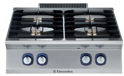 Electrolux Gasfornuis 700XP